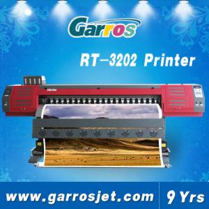 Garros 3.2m Inkjet Eco Solvent Indoor Outdoor Digital Printer Machine pictures & photos