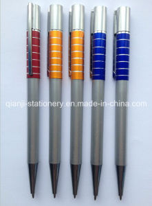 Plastic Twist Promotion Pen (P2012) pictures & photos