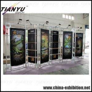 Prefabricated Large Span Pipe Truss for Exhibition Hall pictures & photos