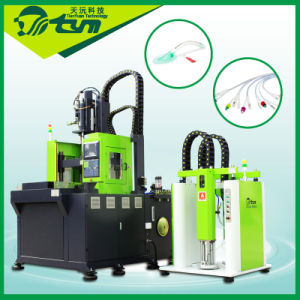 Medical Components Injection Molding Machine / Silicone Catheter Making Machine