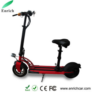 400W Electric Scooter with 2wheel and Bluetooth Speaker pictures & photos