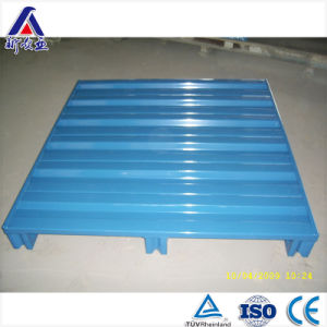 4 Way Entry Heavy Duty Warehouse Steel Pallet pictures & photos