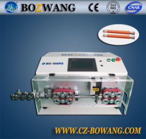 Boziwang Computerized Cutting and Stripping Machine for 50 Sq. mm Cable pictures & photos