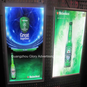 Aluminum LED Slim Light Box for LED Sign pictures & photos