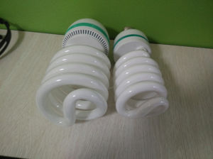 50W 65W 80W 100W 8000h Spiral Energy Saving Lamp CFL pictures & photos