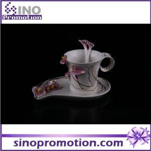 Flower Decoration Porcelain Tea Set