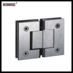 180 Degree Glass to Glass Door Hinge (HR1500G-2) pictures & photos