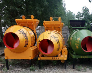 Hand Concrete Mixer Drum of Construction Machine for Sale pictures & photos