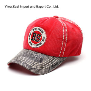 Custom Embroidery OEM Fashion Sport Baseball Cap