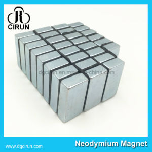 Custom Strong Block Shape Neodymium Magnet Bar pictures & photos