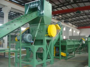 Pet Bottle Plastic Recycling Machine/Cost of Plastic Recycling Machine pictures & photos
