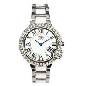 Custom Fashion M. O. P Dial Lady Ceramic Watch Lw-02