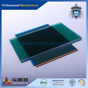 Thick Solid Embossed Polycarbonate Sheet/Panel Fastcolor for Roofing, Roof Polycarbonate Sheets Price Per Sheet pictures & photos