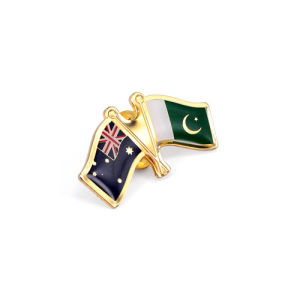 National Flags Badges, Metal Pins (GZHY-LP-030) pictures & photos