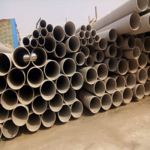 API TP304 Tp316 Seamless/ERW Stainless Steel Pipes pictures & photos