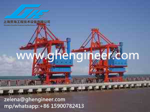 Sts Panamax Cranes Container Cranes pictures & photos