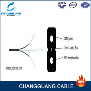 Single 1 Core FTTH Indoor Optic Fiber Cable with Best Price pictures & photos