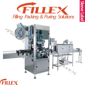 High Speed Single Head Shrink Sleeve Labeling Machine pictures & photos