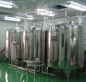 Hot Sales Cheap Ss Storage Tank pictures & photos