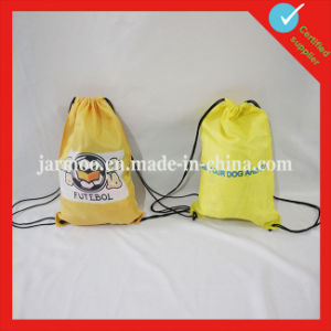 Advantisising Cheap Gift Drawstring Bag pictures & photos