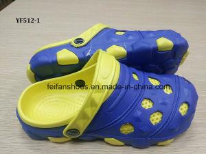 Fashion Children EVA Clogs Garden Shoes Slipper Shoes Beach Shoes (YF512-1) pictures & photos
