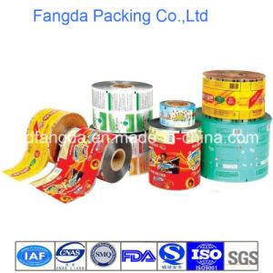 Food Packaging Film in Rolls.