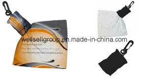 Microfiber Cleaning Cloth with Logo Printing pictures & photos
