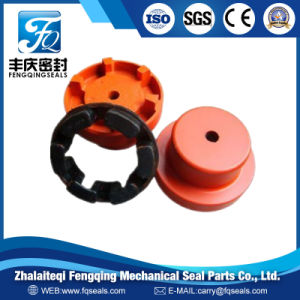 Nm Plum Blossom Elastic Coupling/Shaft Flexible Coupling pictures & photos
