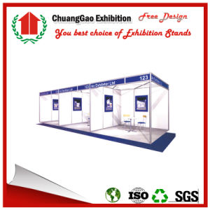 Hot Sale Aluminium Portable Exhibition Booth with Great Low Price! pictures & photos