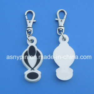 Customized Rubber Zipper Pullers Wholesale pictures & photos