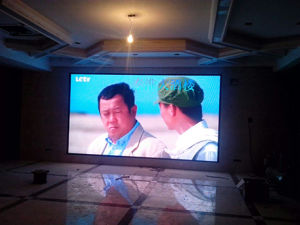 P4 Full Color Indoor LED Display Screen pictures & photos