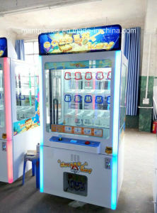 Colorful Crane Machine / Vending Machine Set in Shopping Mall pictures & photos