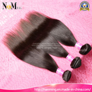 7A Grade Unprocessed Human Hair Bundles Malaysian Raw Virgin Hair (QB-MVRH-ST) pictures & photos