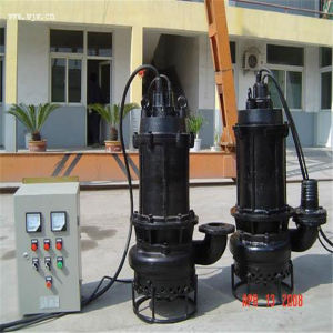 Wq Irrigation Engineer Sewage Pump with Adjustble Flow Rate pictures & photos