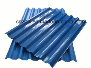Color Coated Galvanized Steel Roof Panels pictures & photos