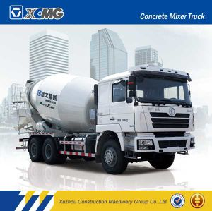 XCMG Official Manufacturer Gd08fd 8m3 Concrete Mixer Truck pictures & photos