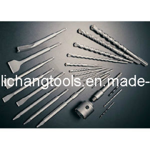Drill Bits Match with Rotary Hammer Drill Machine Used for Drilling Concrete pictures & photos