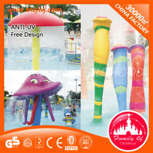 Kids Squirt Toys Mushroom Shape Shower for Water Park pictures & photos