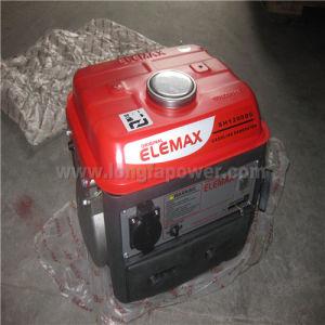 Portable 0.65kw Elemax Gasoline Generator Set pictures & photos