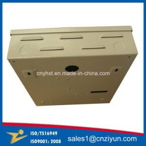 Sheet Metal Fabrication Cabinet with Powder Coating pictures & photos