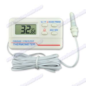 Fridge / Freezer Thermometer with Alarm (TM804) pictures & photos