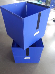 PP Plastic Foldable Box