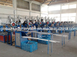 PVC Tile Trim Profile Extrusion Line pictures & photos