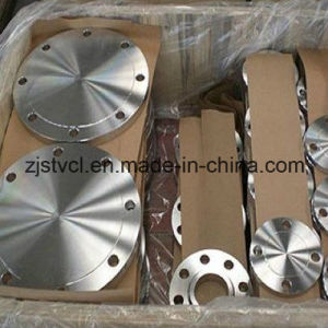 ANSI/ASME/ASA B16.5 Blind Flange of 600lb/Sq. in RF pictures & photos