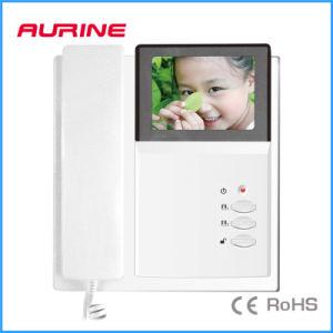 "4"" TFT Handset Popular Video Intercom Door Phone System"