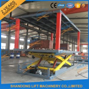 Car Scissor Lift Paltform/Underground Parking Spaces pictures & photos