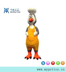 Good Quality Latex Cook-Cock Pet Toy for Dog pictures & photos