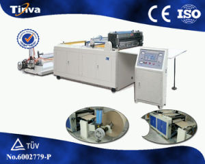 Automatic Thick Paper Cross Cutting Machine pictures & photos
