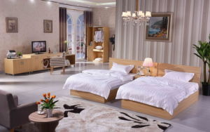 Standard Hotel Bedroom Furniture Sets for Used (XBL-S001)