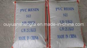 PVC Resin Sg3/Sg5 (polyvinyl chloride resin) pictures & photos